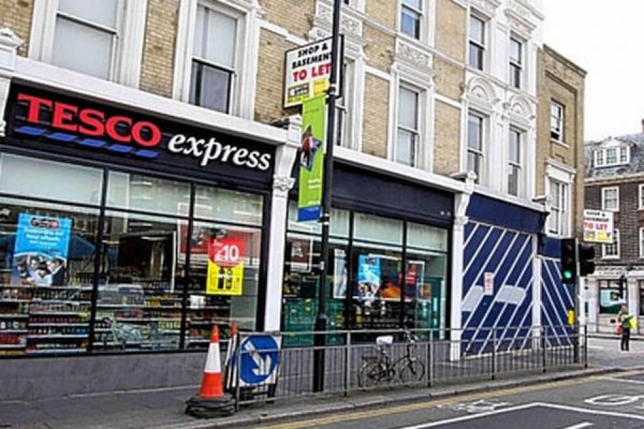 Polskie Tesco zastanawia się nad uruchomieniem dywizji sklepów Tesco Express
