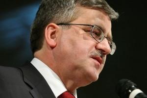 53 proc. Polaków dobrze ocenia prezydenta