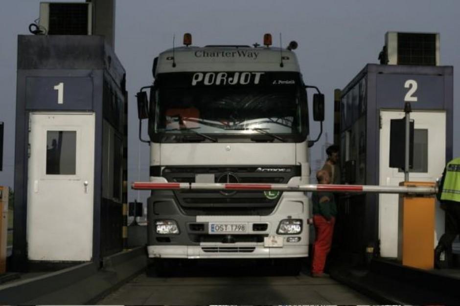 Polskie ciężarówki nie są wpuszczane do Rosji