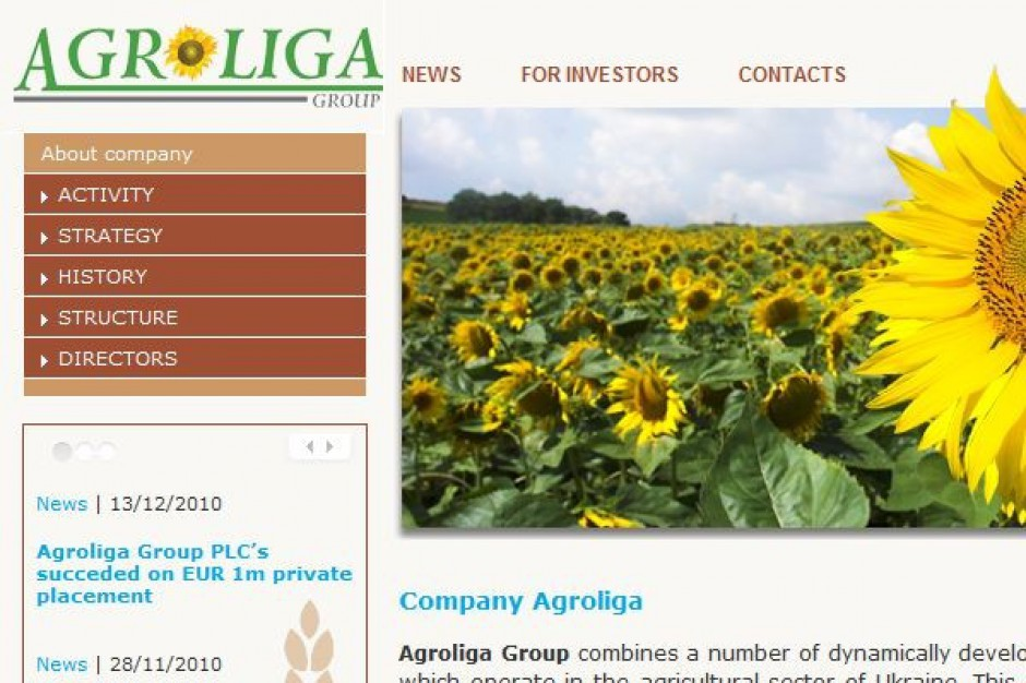 Agroliga chce zwiększyć udział na rynku oleju i uruchomić produkcję przetworów mleczarskich