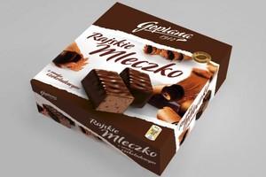 Rajskie Mleczko o smaku czekoladowym wchodzi do sklepów
