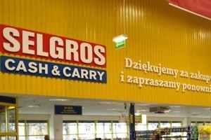 Selgros zapowiada kolejne inwestycje w Polsce