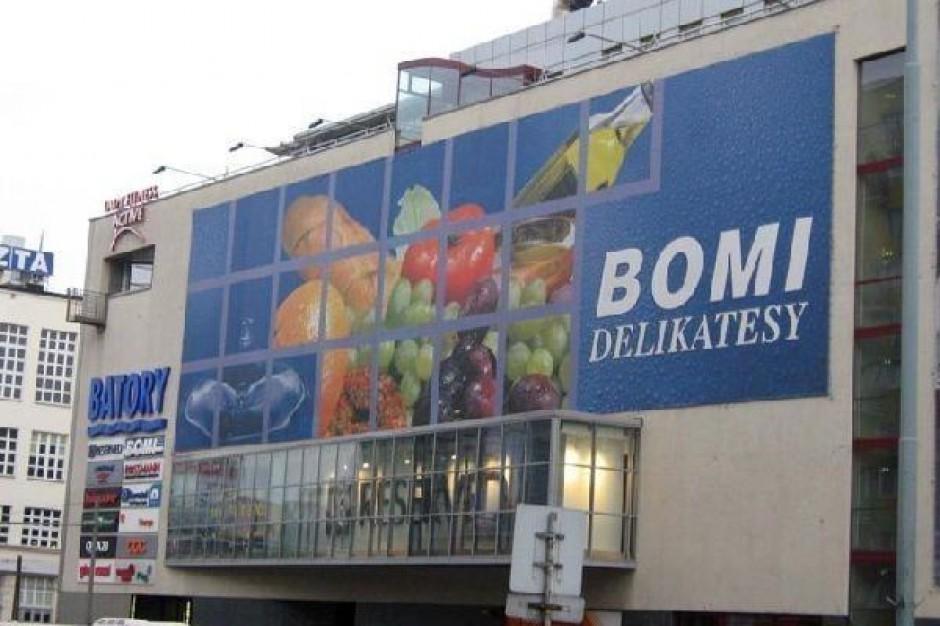 Przychody Bomi za zeszły rok niższe o 2 proc.