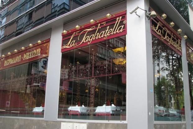 AmRest chce rozwijać własną sieć restauracji La Tagliatella