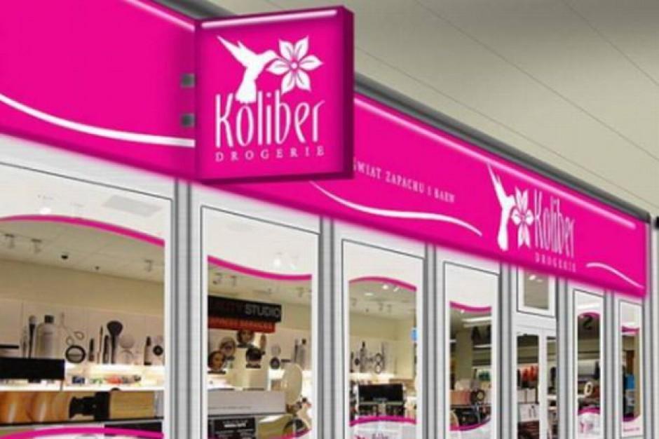 Sieć Koliber ma nową wizualizację. W 2011 r. otworzy 20 sklepów