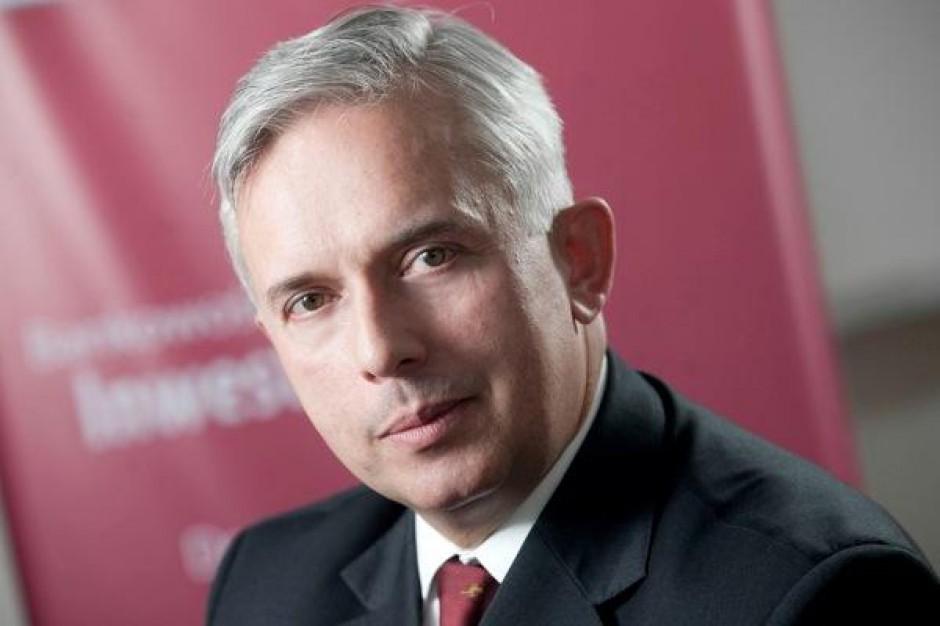 Prezes Augeo: Dojdzie do konsolidacji wielu segmentów rynku spożywczego
