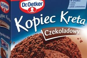 Dr. Oetker wprowadzi w marcu dwa nowe smaki kopca Kreta