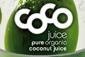 """Nowa butelka napoju """"Coco juice"""""""