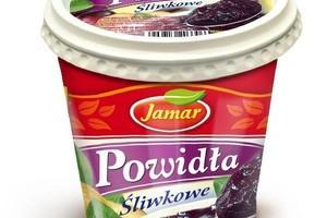Jamar wprowadza na rynek powidła śliwkowe w kubeczku