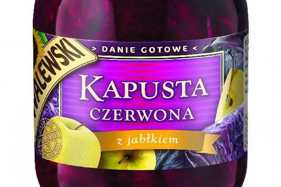 Firma Kowalewski wprowadziła do swojej oferty dwie surówki