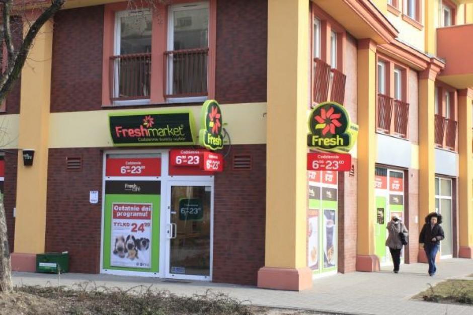 Sieć Freshmarket mocno inwestuje we Wrocławiu