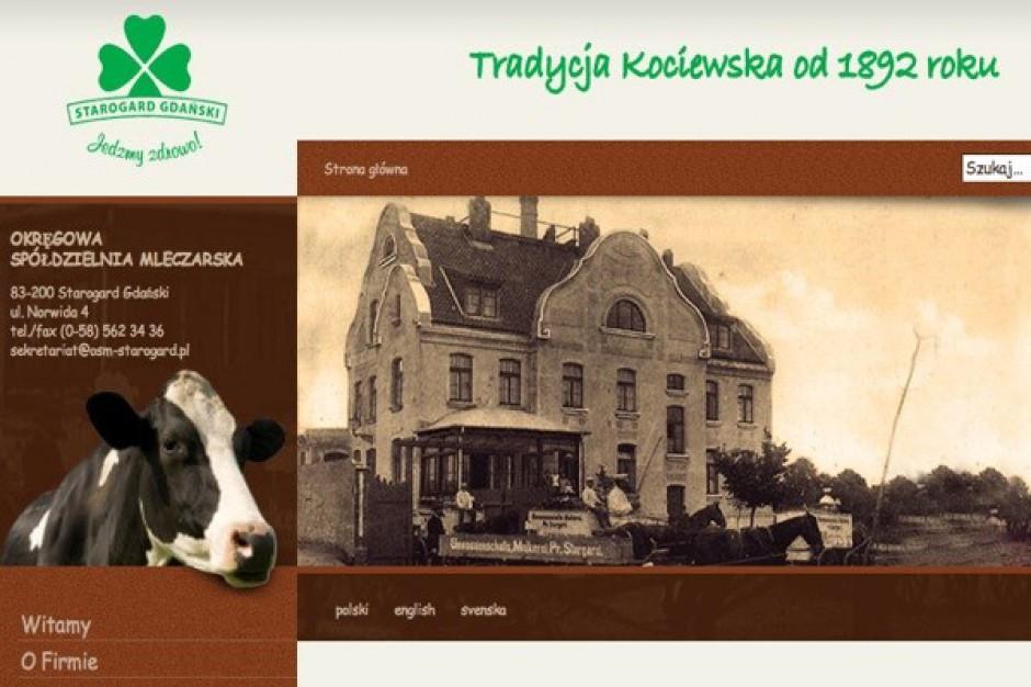 Grupa rolników chce kupić mleczarnię w Starogardzie Gdańskim