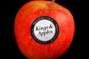 """""""Kings and Apples"""" - sadownicy stworzyli nową markę dla polskich jabłek"""
