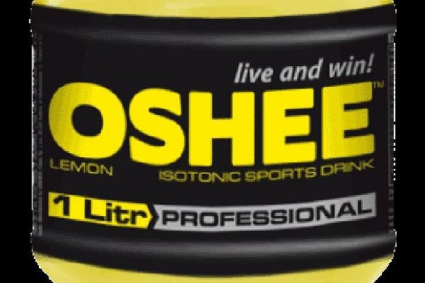 Oshee będzie sprzedawać swoje napoje w 1-litrowych butelkach