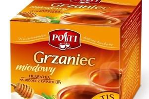 Seria herbatek Posti o smaku czerwonego wina