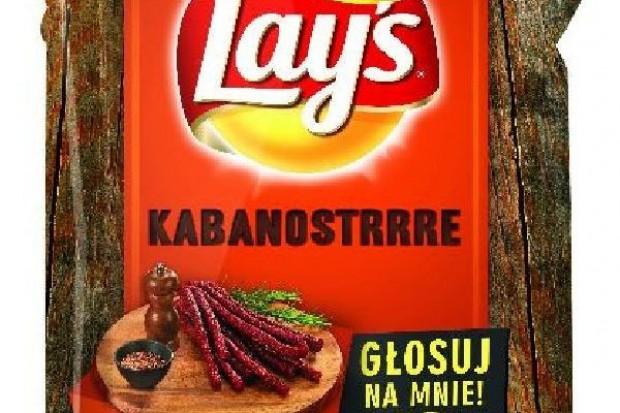 Nowe smaki Lay'sów