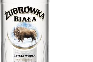 Wódka Żubrówka Biała wyprzedziła takie marki jak: Wyborowa, Stock Prestige, Finlandia czy Smirnoff