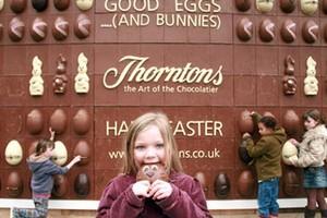 Firma słodyczowa Thorntons wchodzi na polski rynek