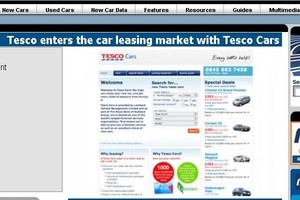 W kwietniu Tesco ruszy ze sprzedażą używanych samochodów
