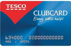 Sieć Tesco będzie personalizować karty Clubcard