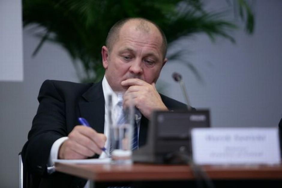 Debata nad wotum nieufności wobec ministra rolnictwa wstępnie zaplanowana na piątek