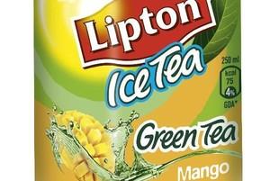 Lipton chce wzmocnić pozycję na rynku mrożonych herbat poprzez nowy smak