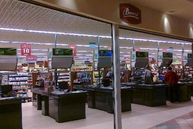 Sieć Bomi planuje wprowadzenie kas samoobsługowych do wszystkich swoich sklepów