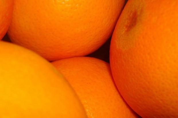 Wzrost zbiorów pomarańczy
