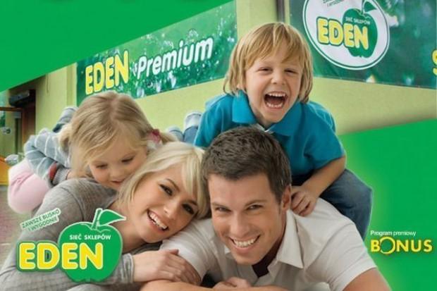 Sieć Eden prognozuje osiągnięcie w tym roku 1 mld obrotów