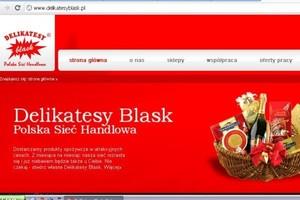 Delikatesy Blask chcą mieć w tym roku 25 sklepów