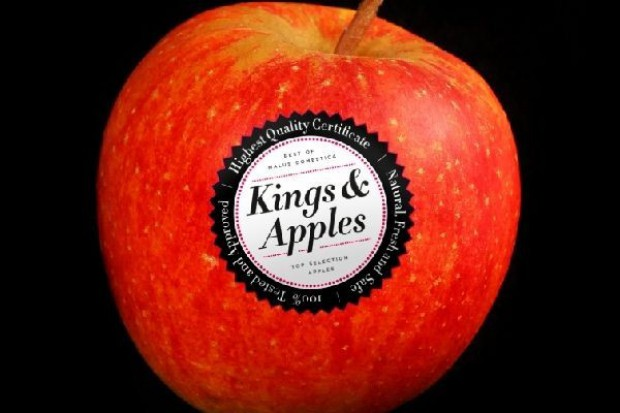 Jabłka Kings&Apples będzie można kupić w sklepach już za kilka dni