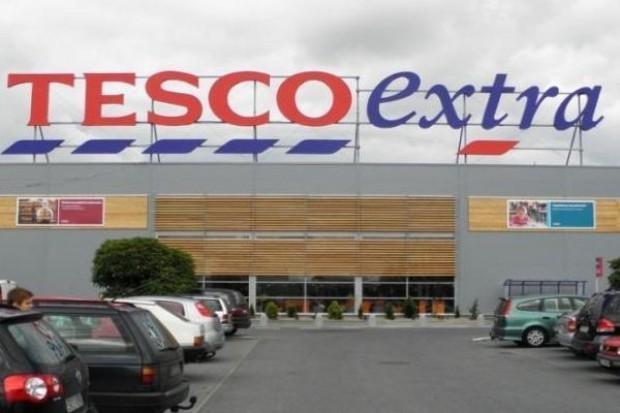 Tesco chce mieć do końca roku 14 hipermarketów Tesco Extra