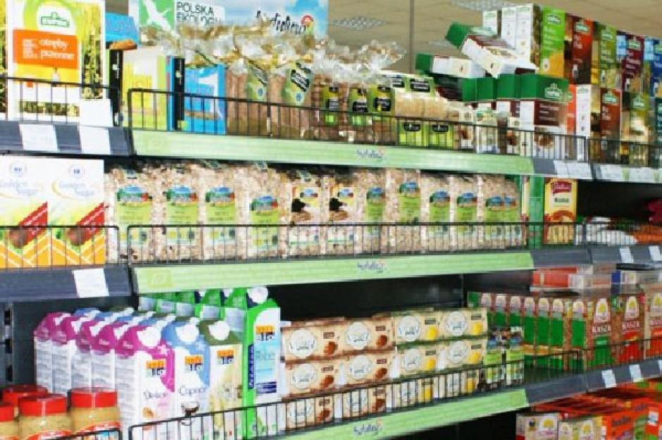 Społem Poznań wprowadza do 14 sklepów produkty ekologiczne