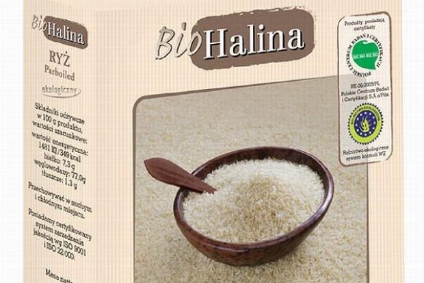 Ekologiczny ryż od Haliny