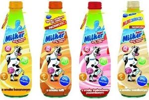 W sprzedaży syrop do mleka