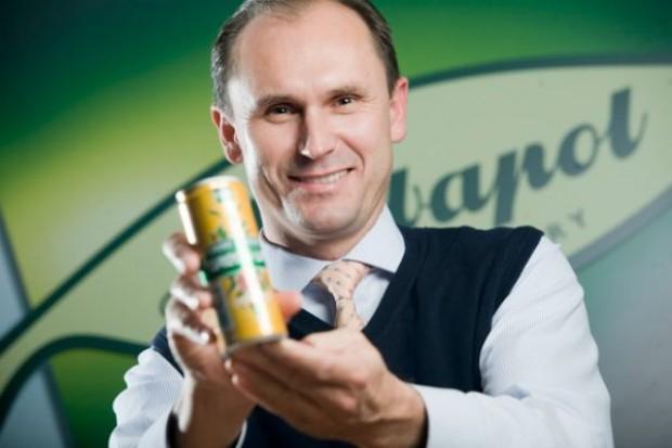 Herbapol miał dobry 2010 r., podwoił sprzedaż napoju Green Up