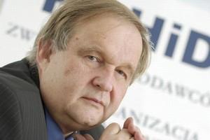 Dyrektor POHiD: Wyjście sieci spożywczych za granicę jest tylko kwestią czasu