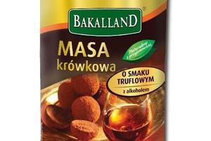 Nowa masa krówkowa o smaku truflowym od Bakallandu