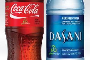Coca-Cola wprowadziła do produkcji PlantBottle