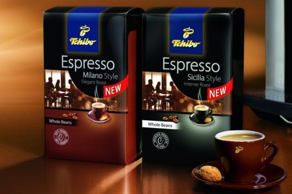 Nowe espresso w ofercie Tchibo