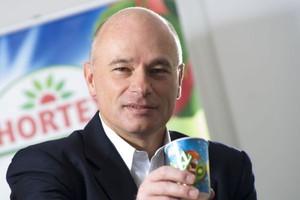 Prezes Horteksu: Rynek soków nie ma potencjału porównywalnego do rynku mrożonek