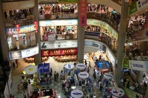 Sześć osób zginęło w strzelaninie w centrum handlowym