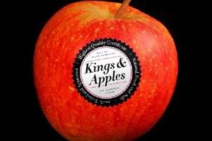 """Dystrybucja jabłek """"Kings & Apples"""" ruszy 15 kwietnia"""