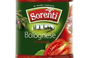 Odmienione makarony i sosy marki Sorenti