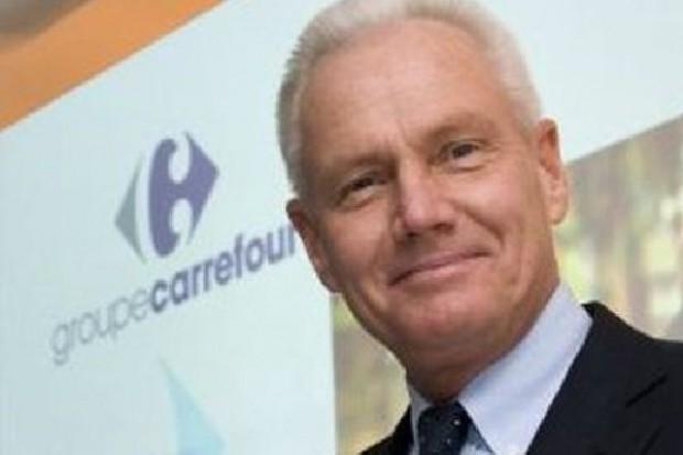 Sprzedaż Carrefoura w Polsce spadła o ponad 3 proc.