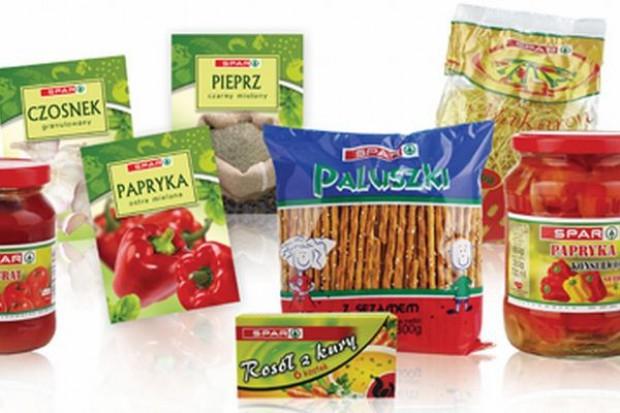 Prezes Spar: Chcemy importować marki własne. W br. wprowadzimy 30-40 produktów private label