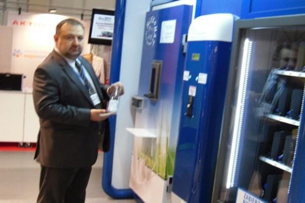 Prezes Techno Serwis: Sprzedaż mleka w mlekomatach będzie rosnąć