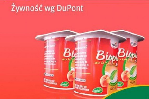 Zysk DuPont wyższy od oczekiwań
