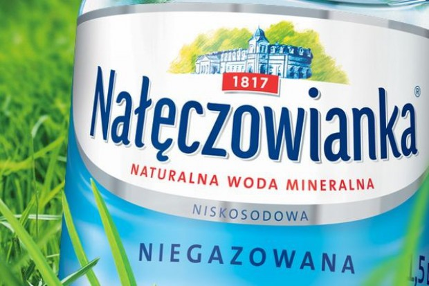 Nestle zwiększyło sprzedaż wód o 18 proc.