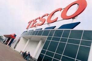Tesco nie osiąga oczekiwanych wyników sprzedaży